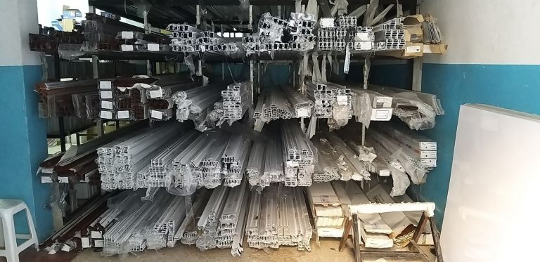 Vente Aluminium El Baz  El Hamiz