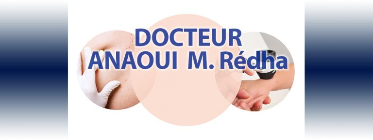 DOCTEUR ANAOUI M. REDHA