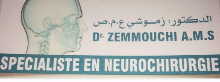 DOCTEUR ZEMMOUCHI A.M.S